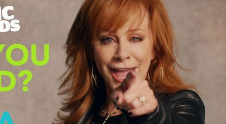 VIDEO: Reba McEntire objavila blagdanski album 'My kind of Christmas'