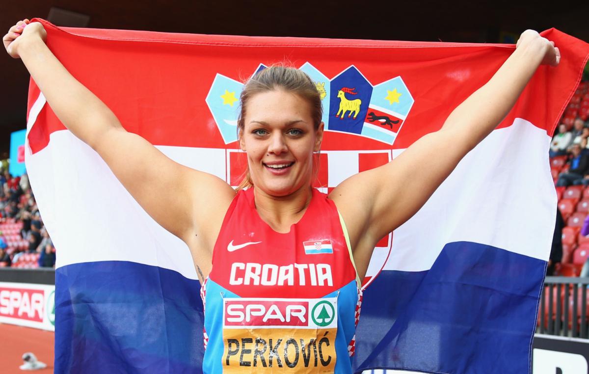 NIJE USPJELA OBRANITI ZLATO Sandra Perković srebrna na Svjetskom prvenstvu