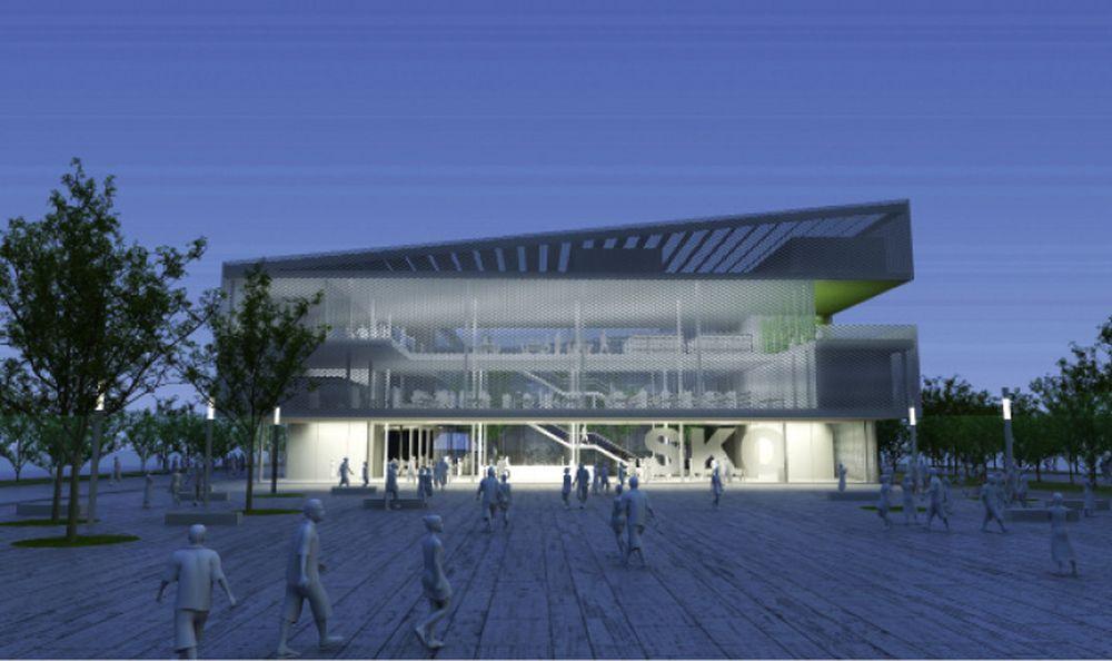 NAJSUVREMENIJA TEHNOLOGIJA U OSIJEKU Novi sveučilišni centar za 19 milijuna eura