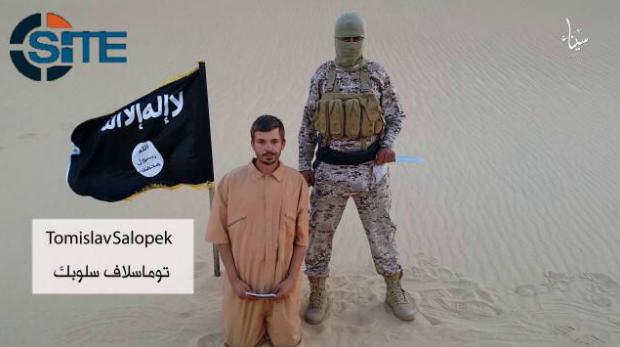 SVE OČI UPRTE PREMA EGIPTU: ISIL odbrojava sate do pogubljenja Tomislava Salopeka