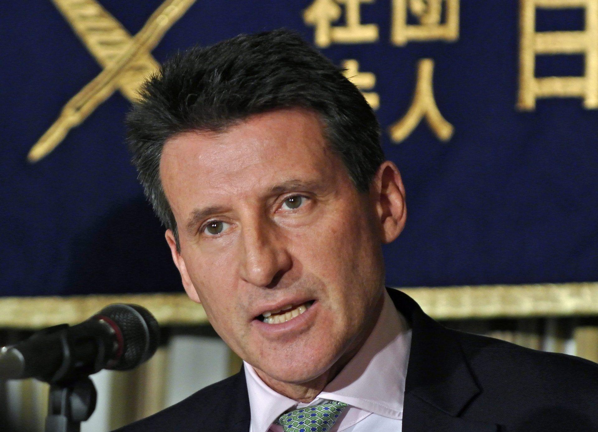 Sebastian Coe novi predsjednik IAAF-a