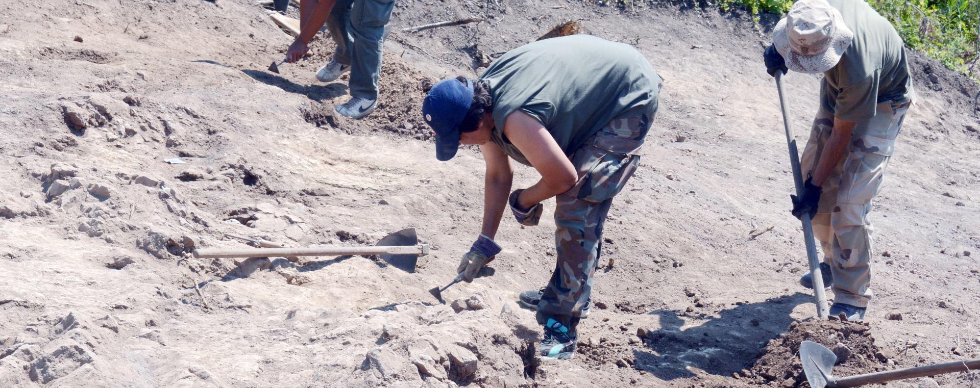 VIDEO: Lijes na lokalitetu Haihunhou podignut iz iskopine