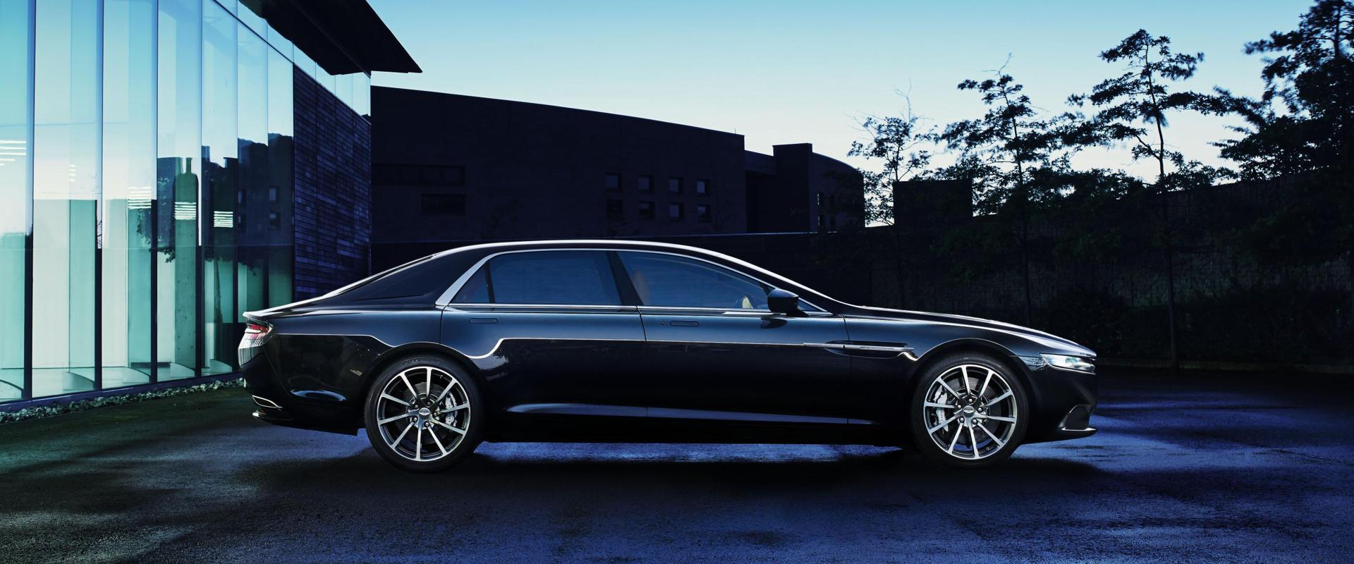 Nova Aston Martinova superlimuzina koštat će MILIJUN eura