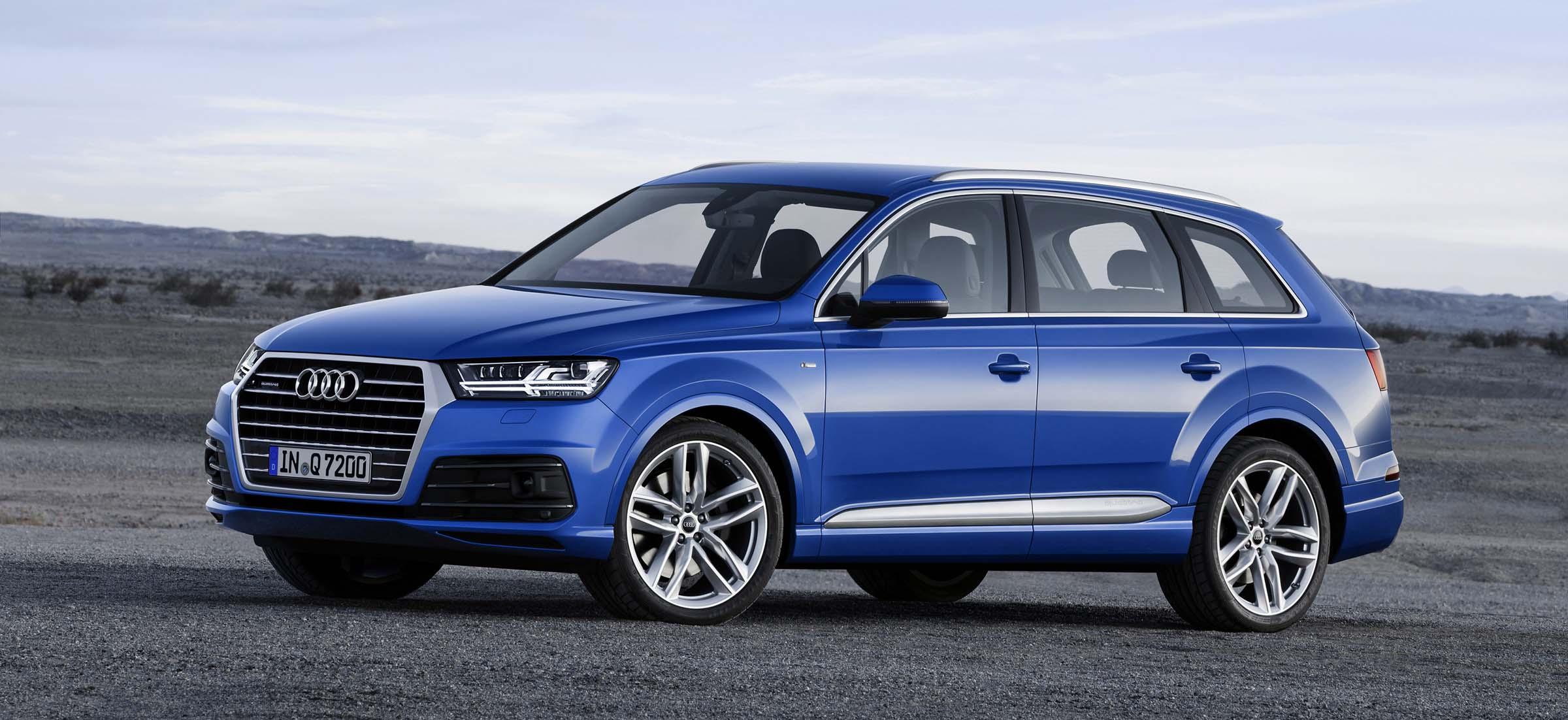 Novi Audi Q7 TDI troši samo 5,5 litara