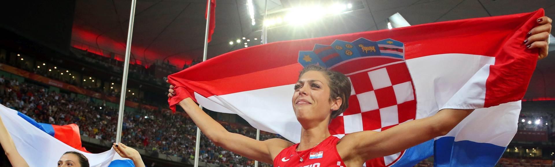 FOTO Blanka Vlašić: Na Olimpijadi idem po zlato