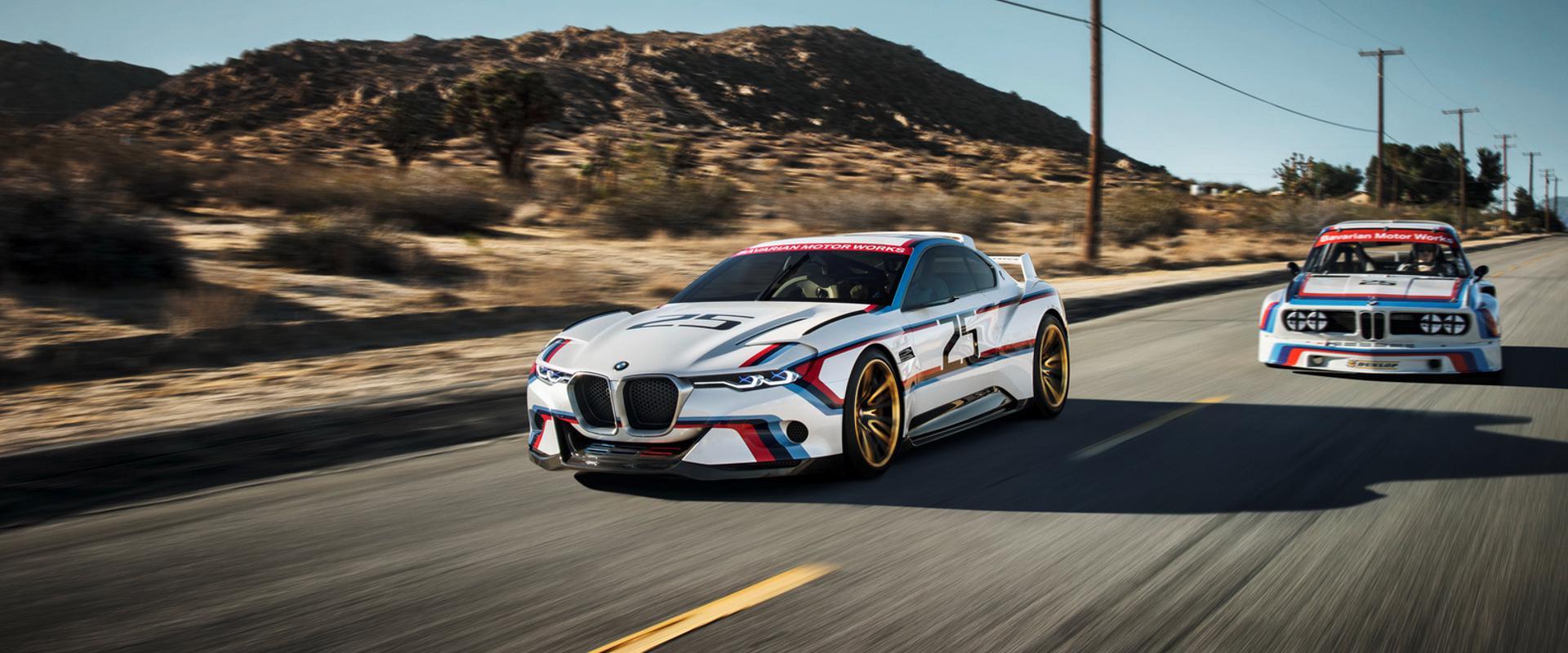 BMW predstavlja 3.0 CSL Hommage R