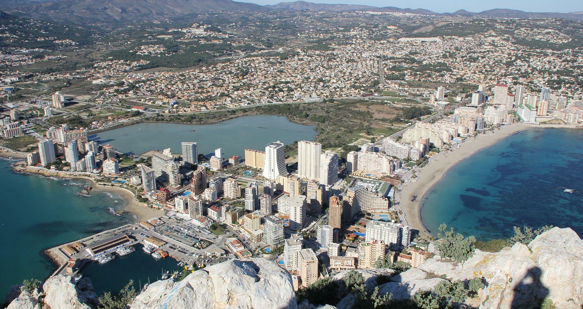 SLIKALA NEPROPISNO PARKIRANI POLICIJSKI AUTO Španjolki 800 eura kazne zbog novog zakona