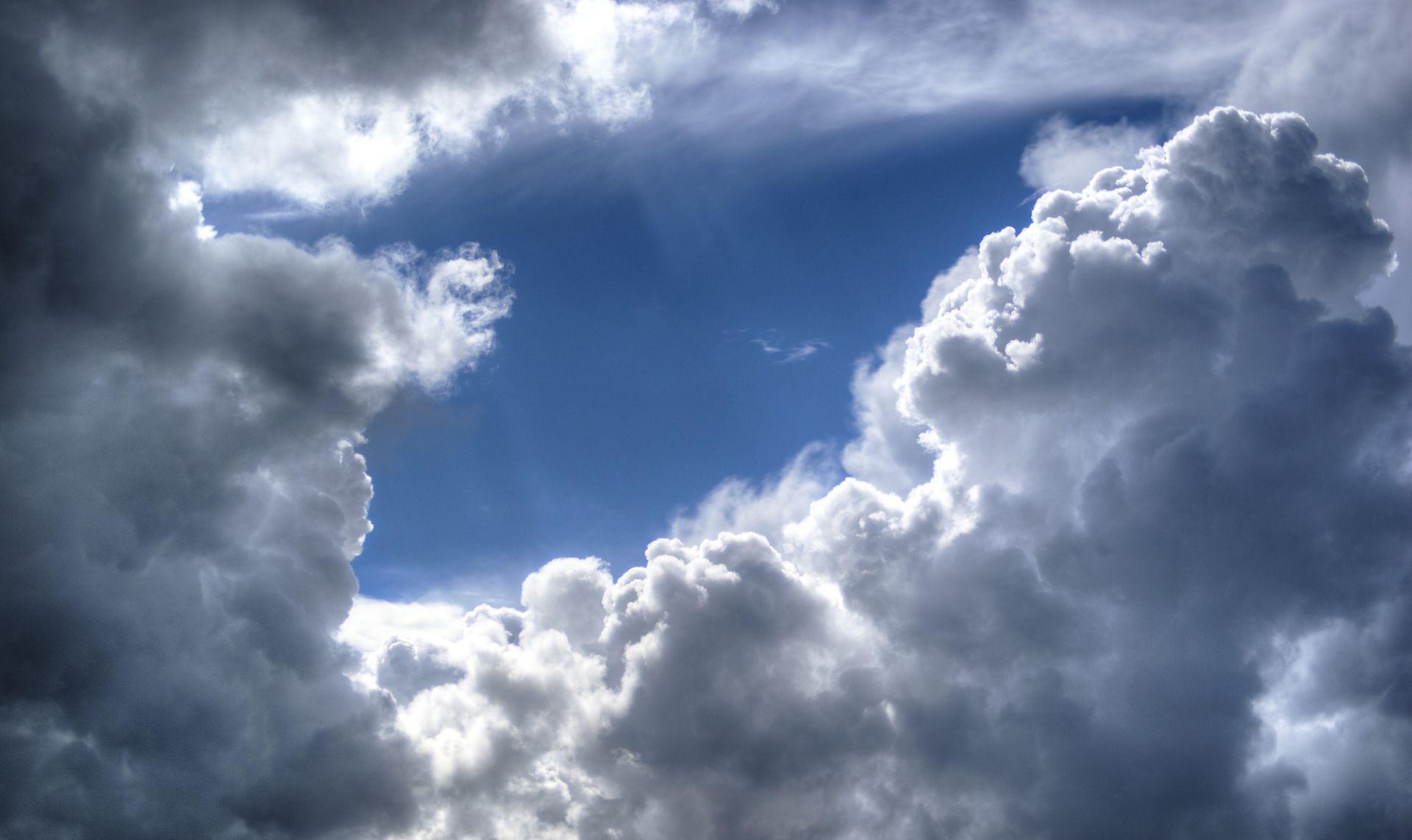 VRIJEME DANAS Umjereno oblačno s kišom u gorju