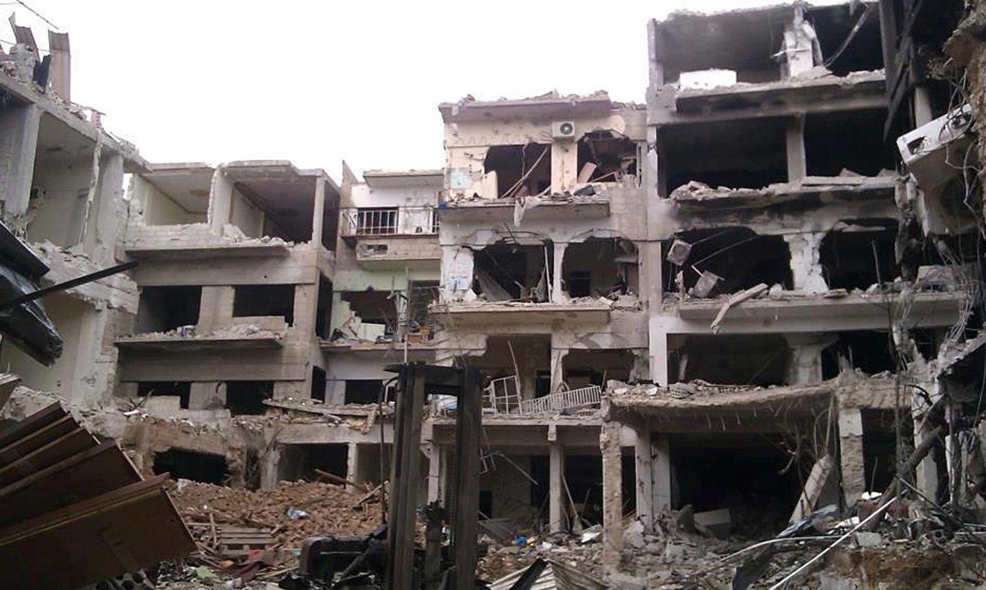 NAKON NAPADA IS-a: Nestalo više od 200 radnika sjeverno od Damaska