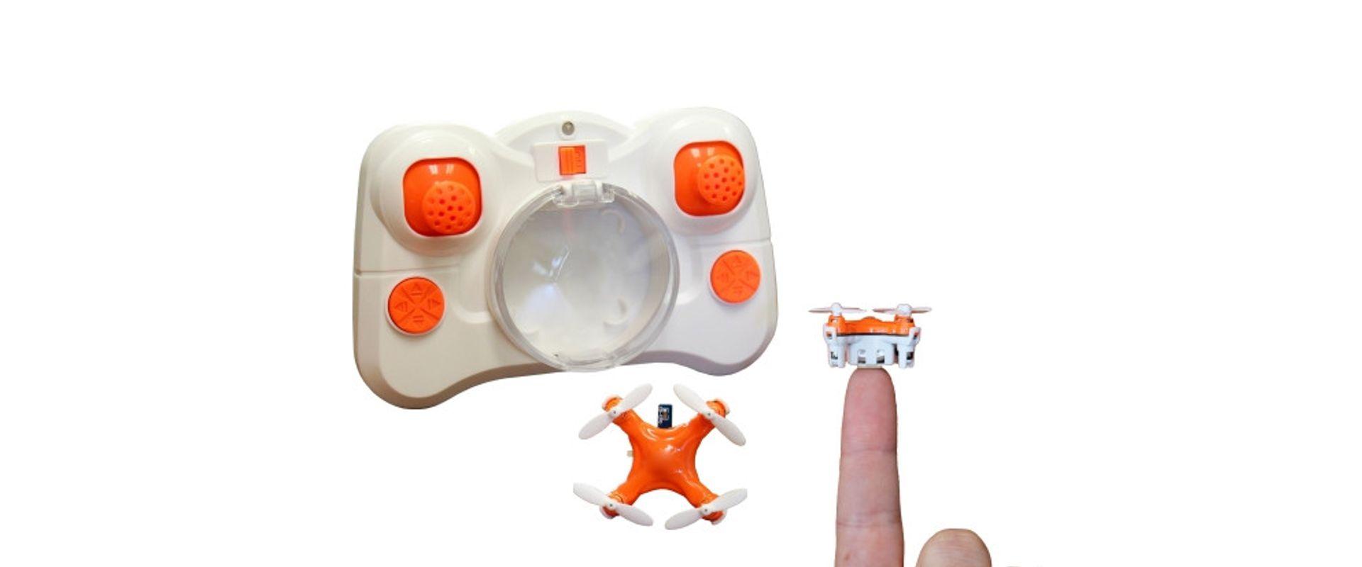 Ovo je najmanji DRON na svijetu
