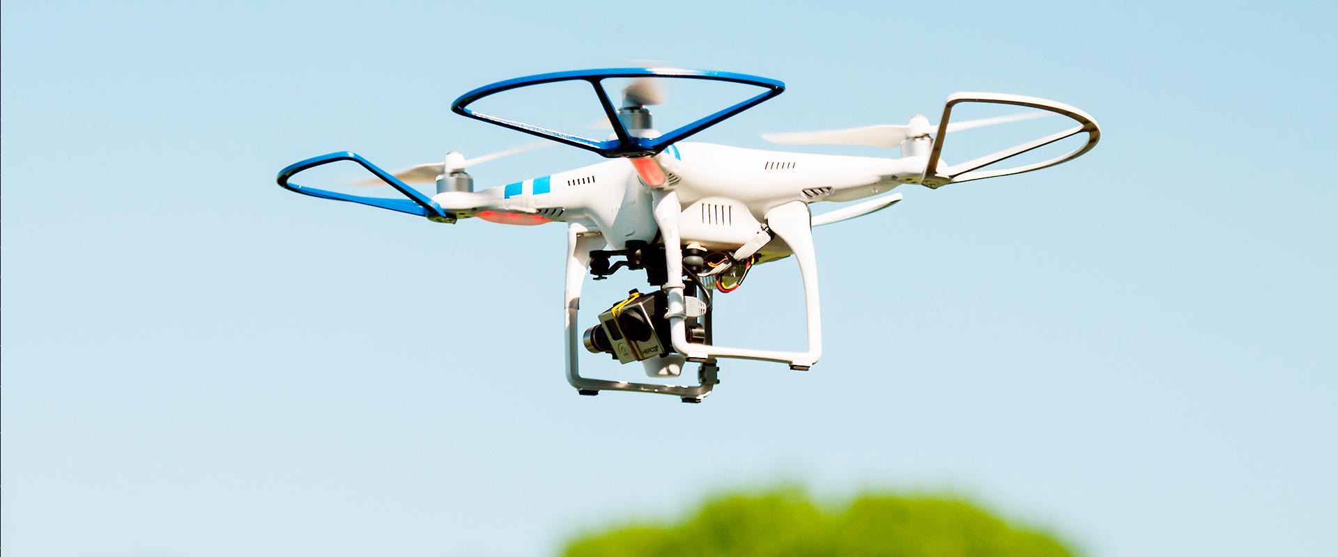 Štapovi su zastarjeli, na redu je dron za selfie