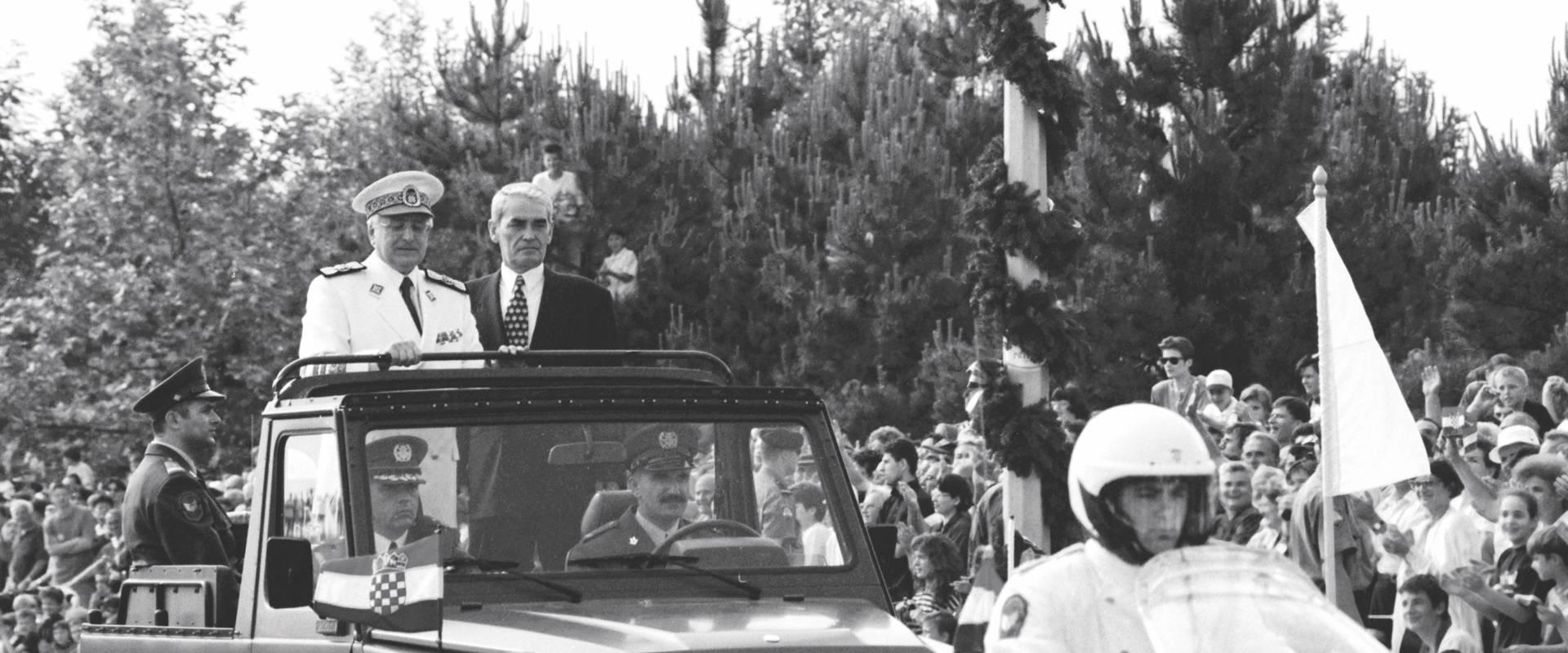 TUĐMAN SE BOJAO DESNICE Znao je da ustašofili u HDZ-u rade za srpske tajne službe i da su ga planirali ubiti