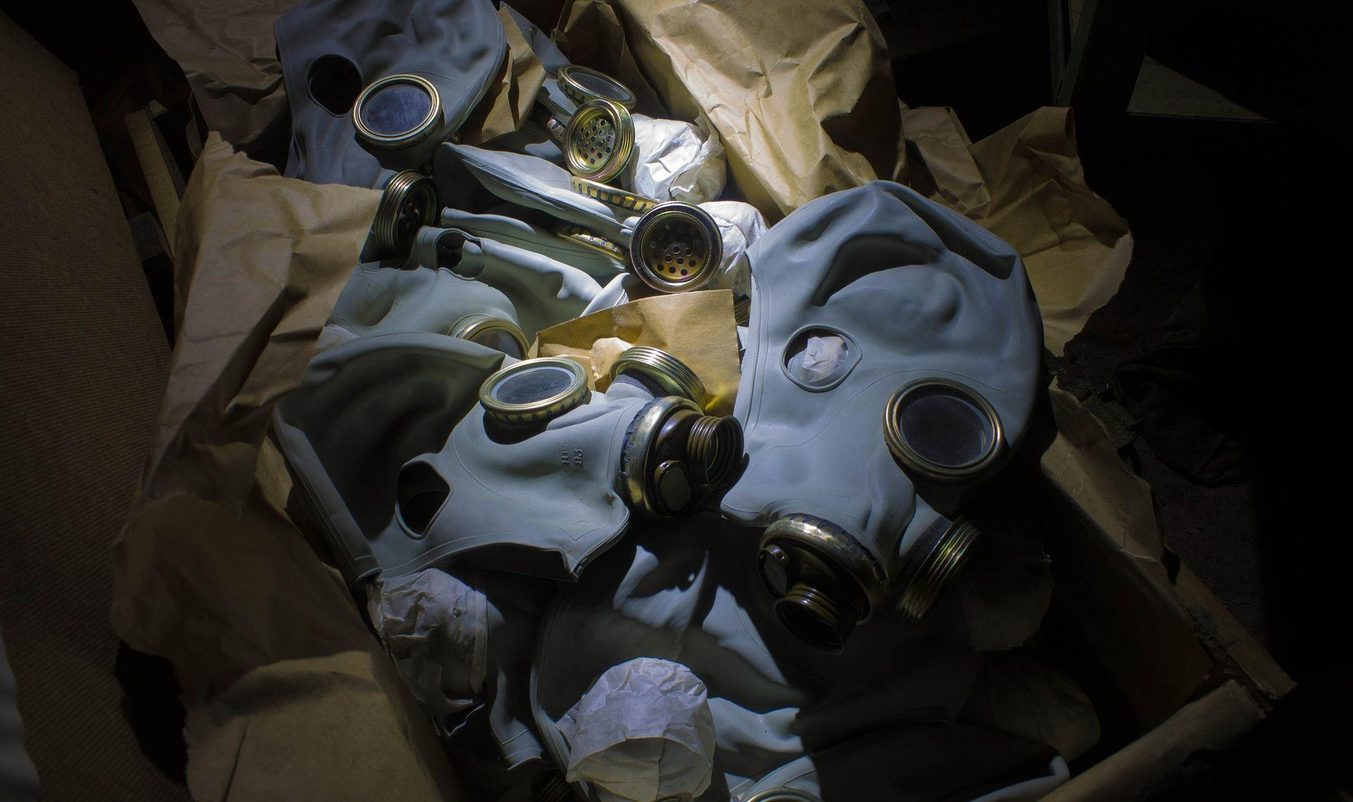 Test fragmenata granata IS-a pokazao tragove bojnog otrova