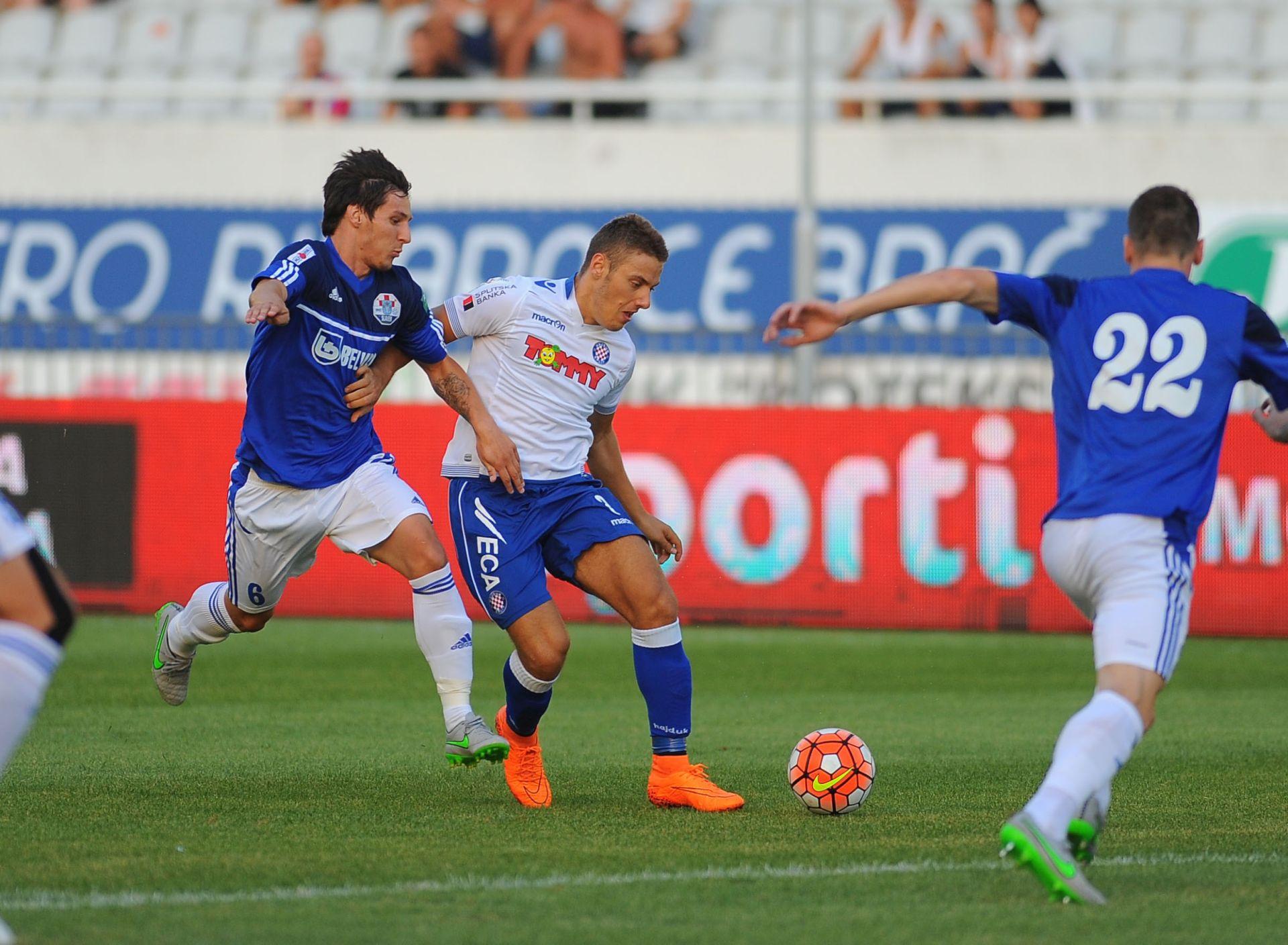Hajduk – Slaven Belupo 2-2