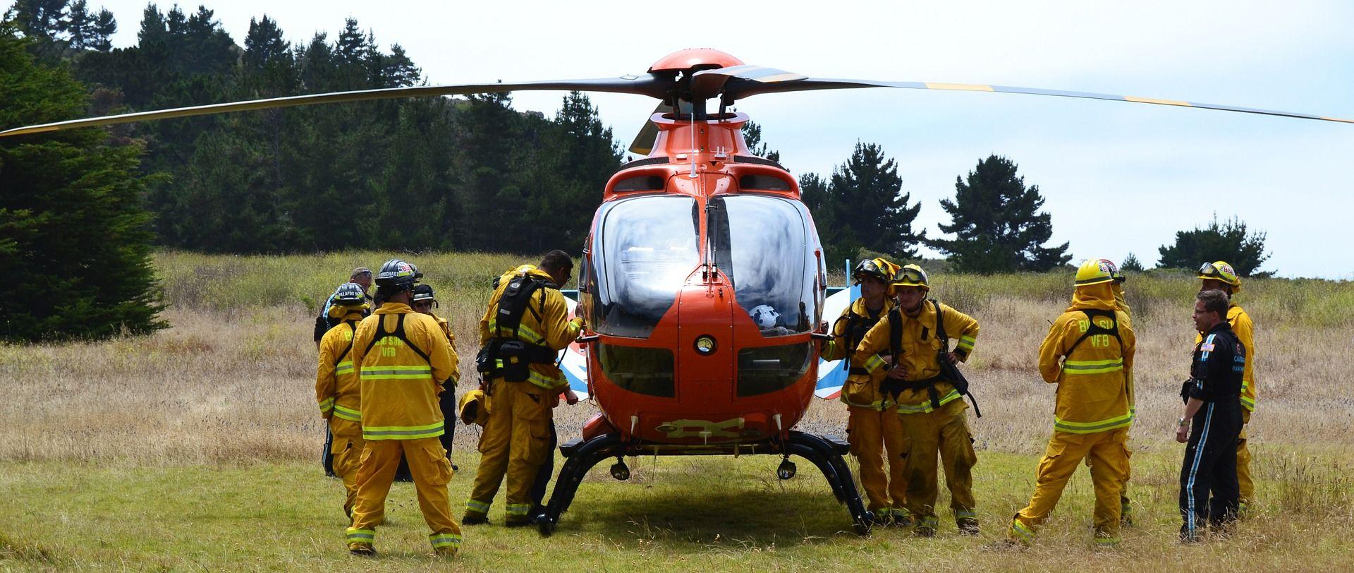 Udruge dale potporu uvođenju helikopterske hitne medicinske službe u Hrvatsku