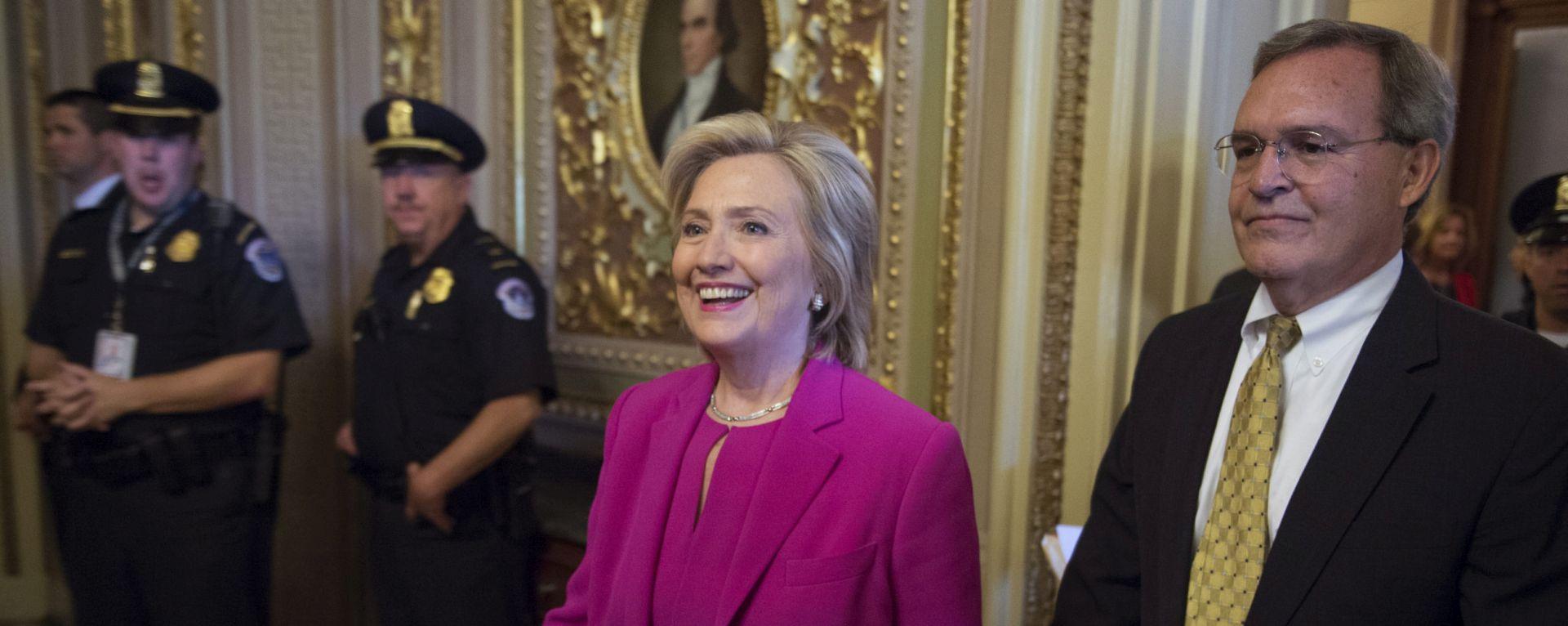 ZAHUKTAVA SE PREDIZBORNA UTRKA: Jeb Bush i Hillary Clinton sukobljeni oko Iraka