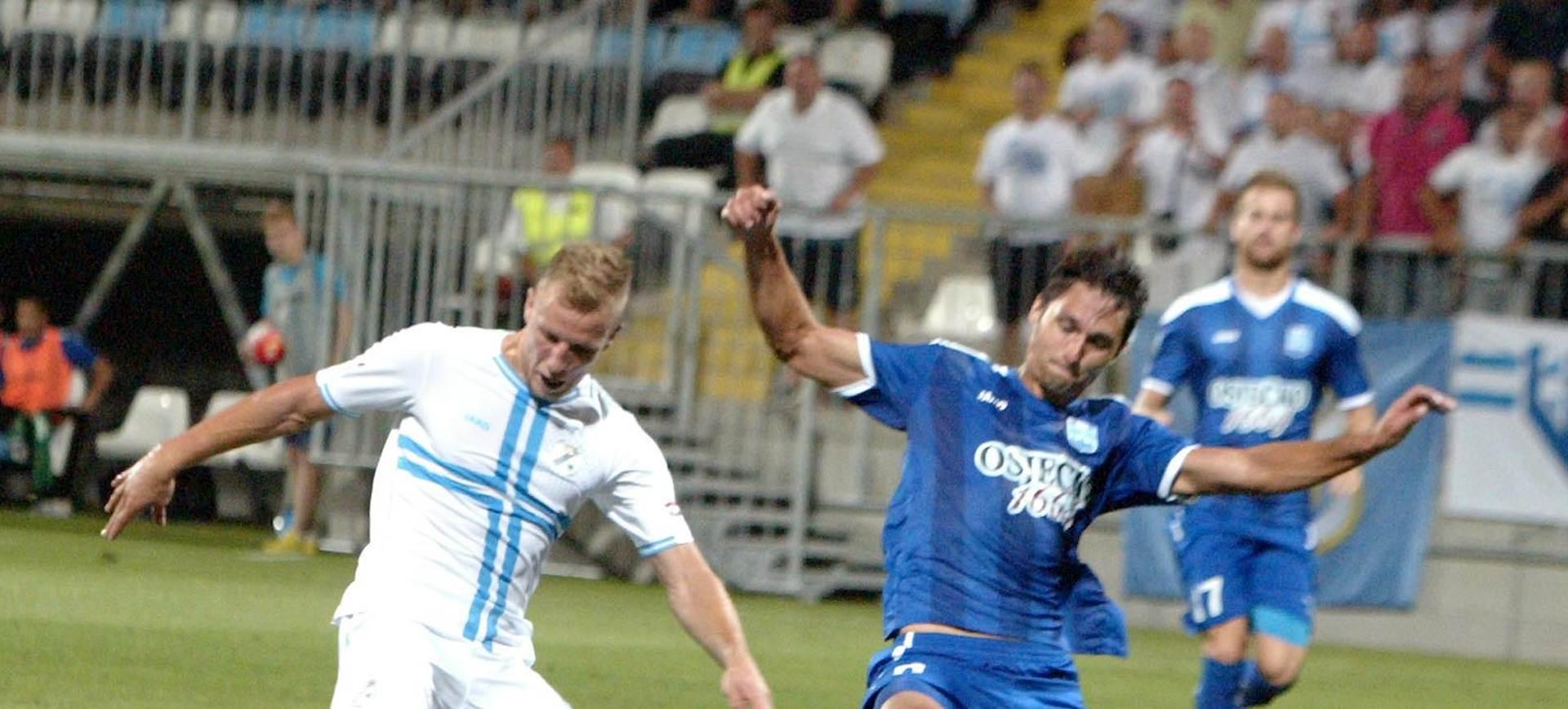 Prva HNL – Pobjede Rijeke i Hajduka