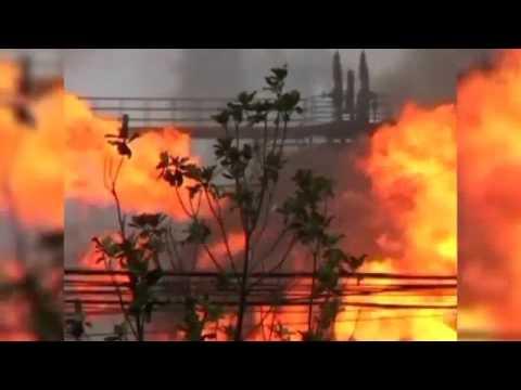 FOTO/VIDEO: NOVA EKSPLOZIJA U KINI Zapalila se kemijska tvornica u Shandongu