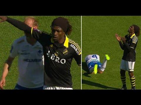 VIDEO: SMIJEH I APLAUZ OD PROTIVNIKA Je li ovo najgora simulacija u nogometu ikad?