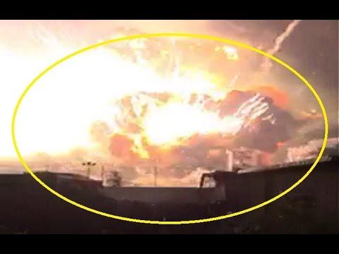 VIDEO: JOŠ NEMA VIJESTI O OZLIJEĐENIMA Još jedna masovna eksplozija u Kini