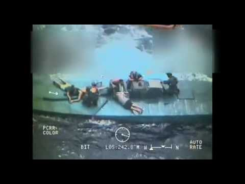 VIDEO: Američka Obalna straža zaplijenila 6 tona kokaina, dvije tone im potonulo