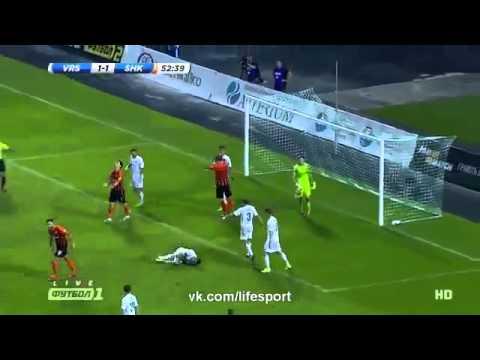 VIDEO: Novi pogodak Eduarda u remiju Šahtara