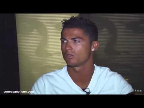 VIDEO: Christiano Ronaldo na pitanje o korupciji u FIFA- napustio intervju