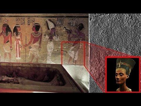 VIDEO: BROJNE NEDOUMICE OKO GROBNICE FARAONA Nefertiti je pokopana s Tutankamonom?