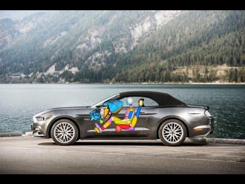 Ford Mustang pomiče granice sigurnosti