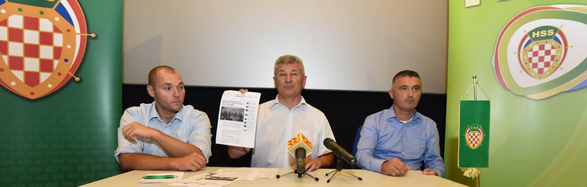 Hrg: HSS će kao dio Domoljubne koalicije s HDZ-om pobijediti na izborima
