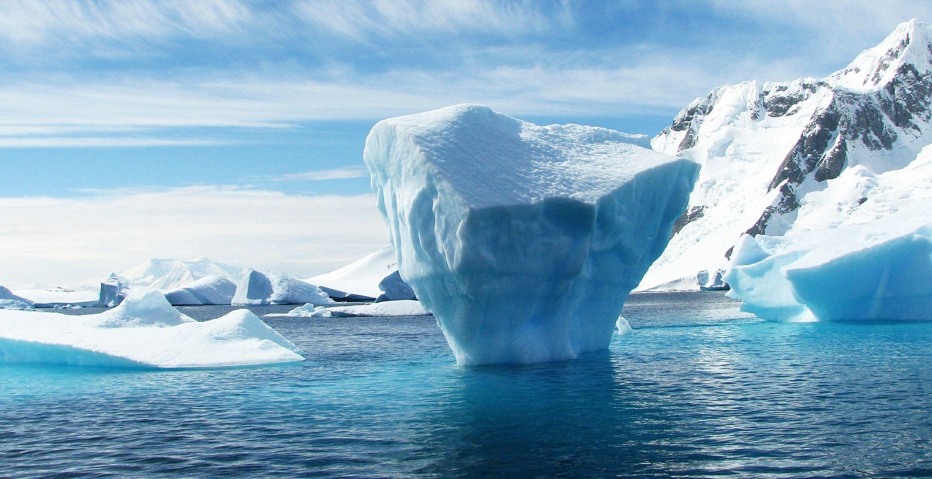 VIŠE OD MILIJUN ČETVORNIH METARA Rusija potražuje suverenitet nad dijelom Arktika