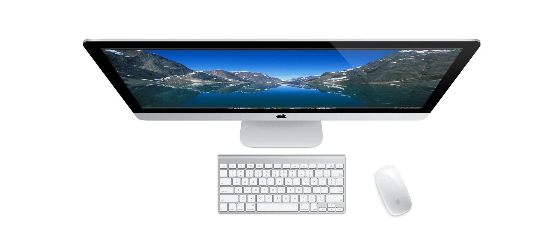 Apple sprema nova iMac desktop računala