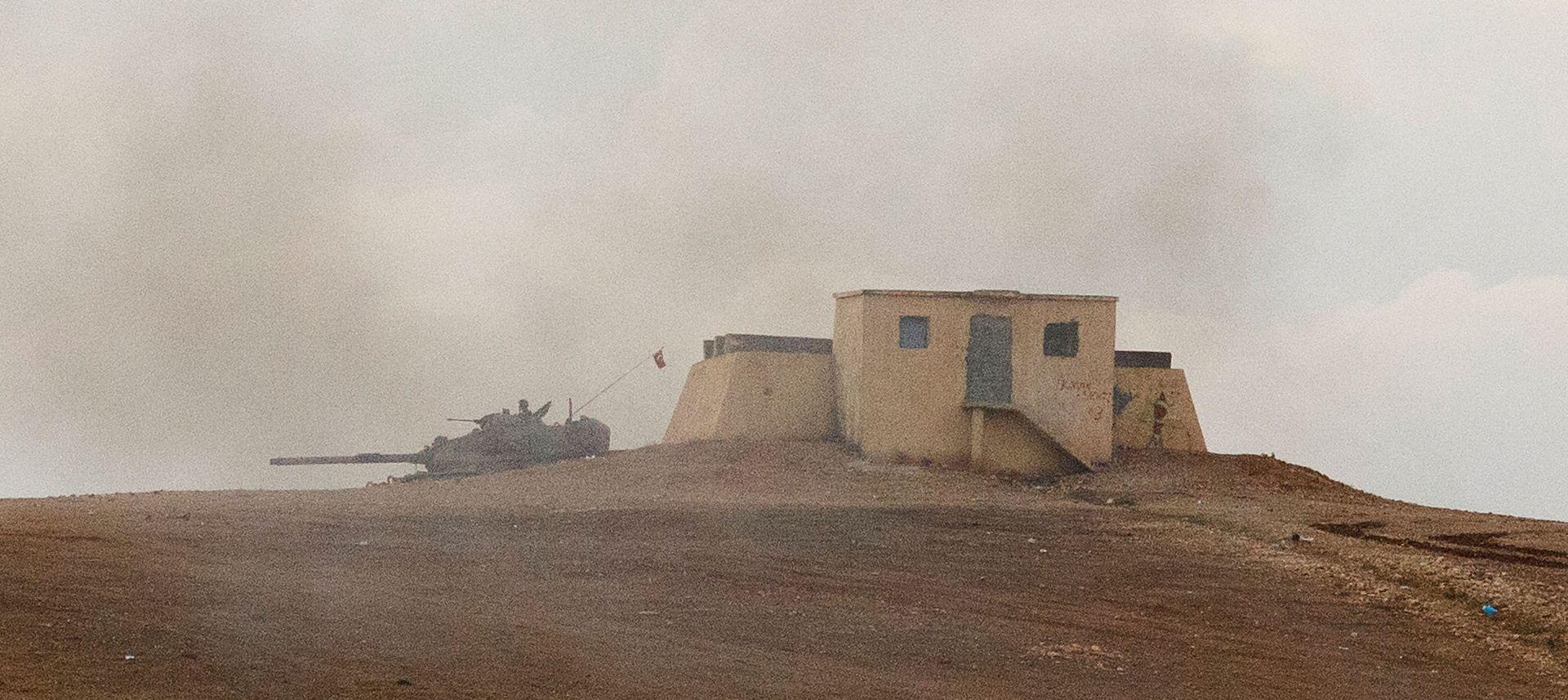 ZRAČNI NAPAD TURSKE Najmanje 8 ubijenih civila