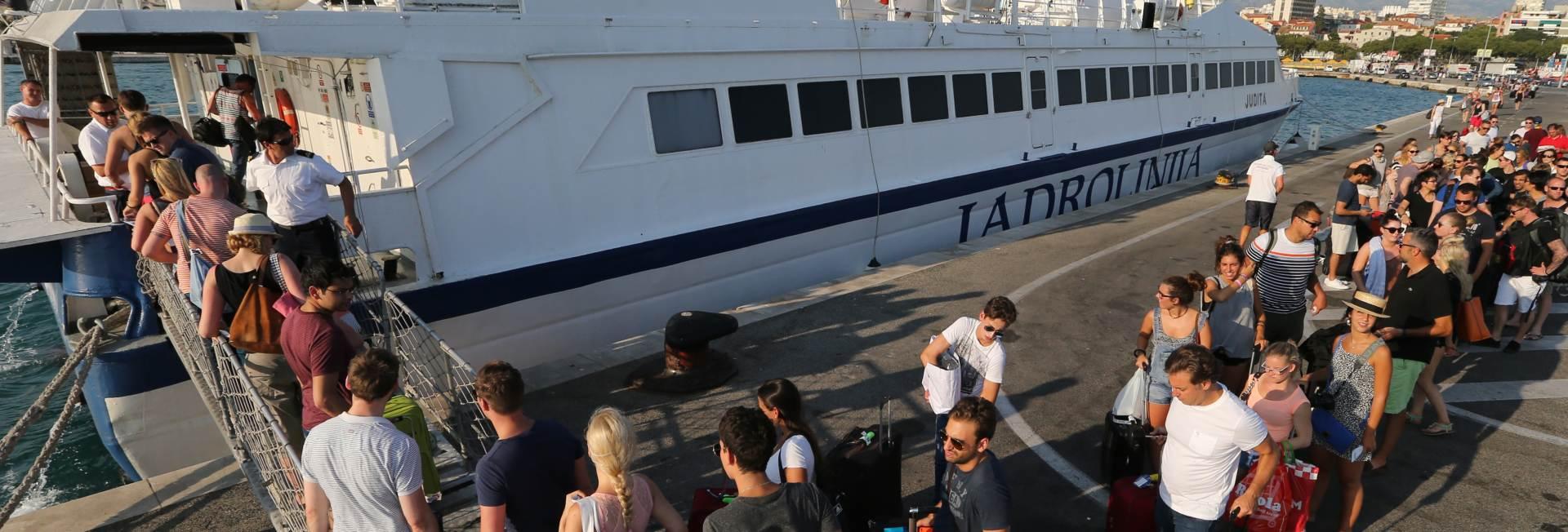 ODLIČNA SEZONA: U lipnju rekordan broj brodova i putnika