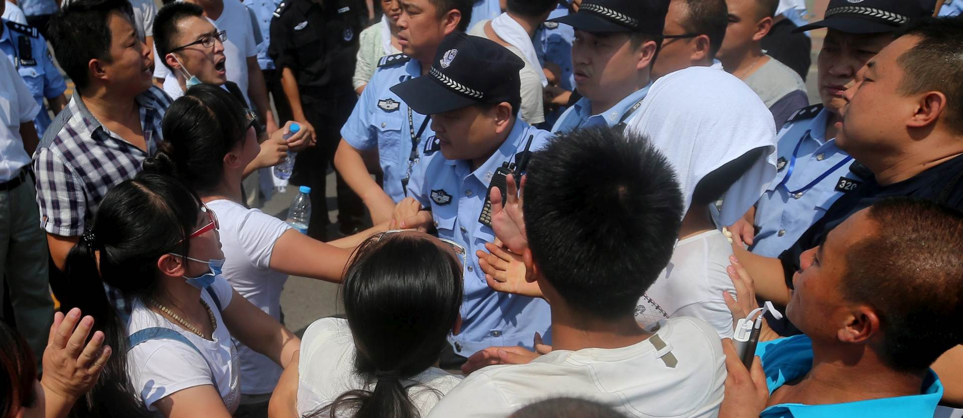 BEZOBZIRNOST: Nakon eksplozija u Kini zbog varanja uhićena tinejdžerica