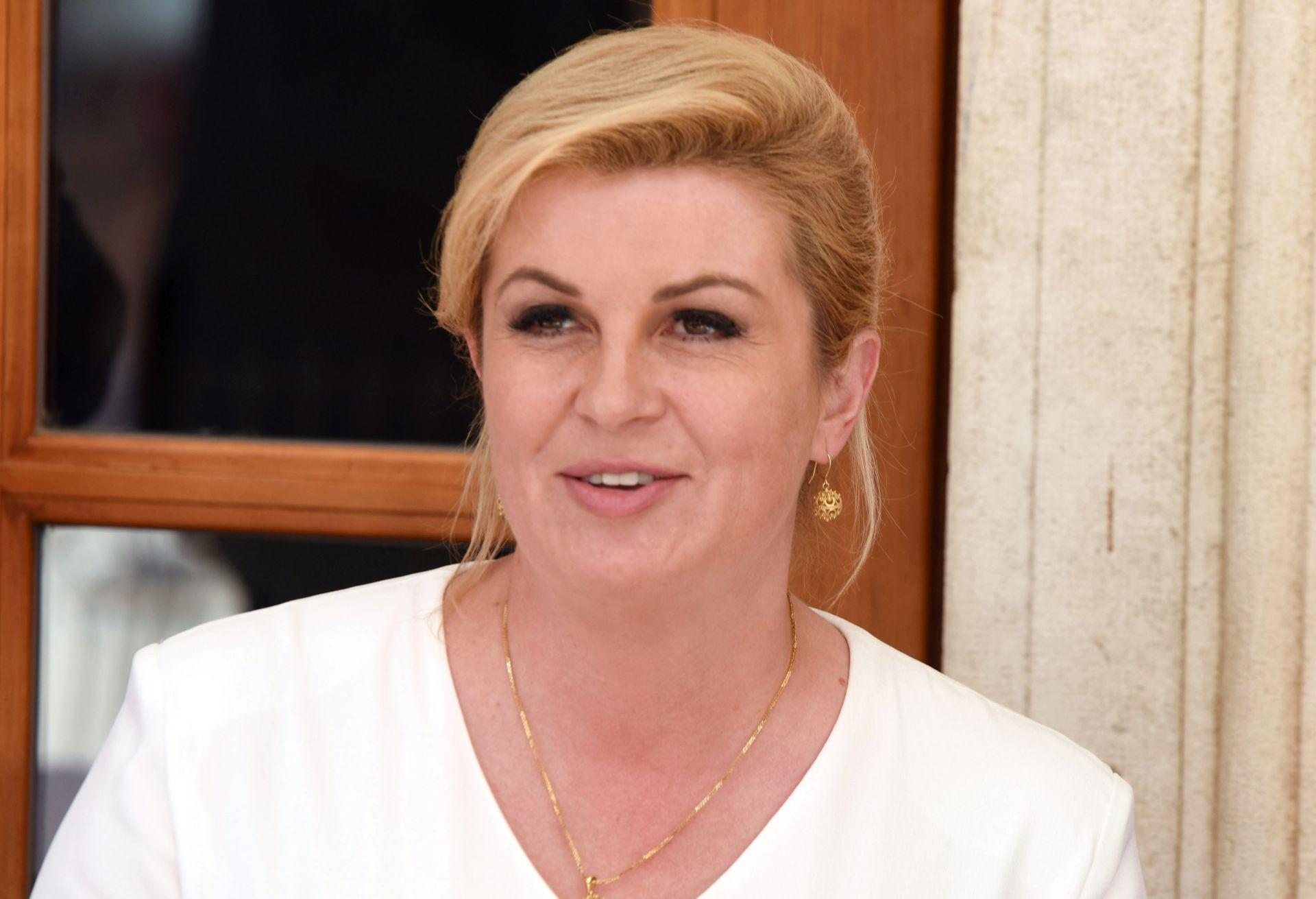 Nacionalov stipendist ispred hrvatske predsjednice