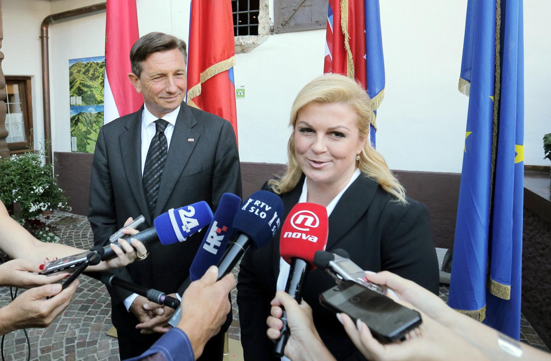 Grabar-Kitarović: Na prvom mjestu sigurnost hrvatskih građana i stabilnost države