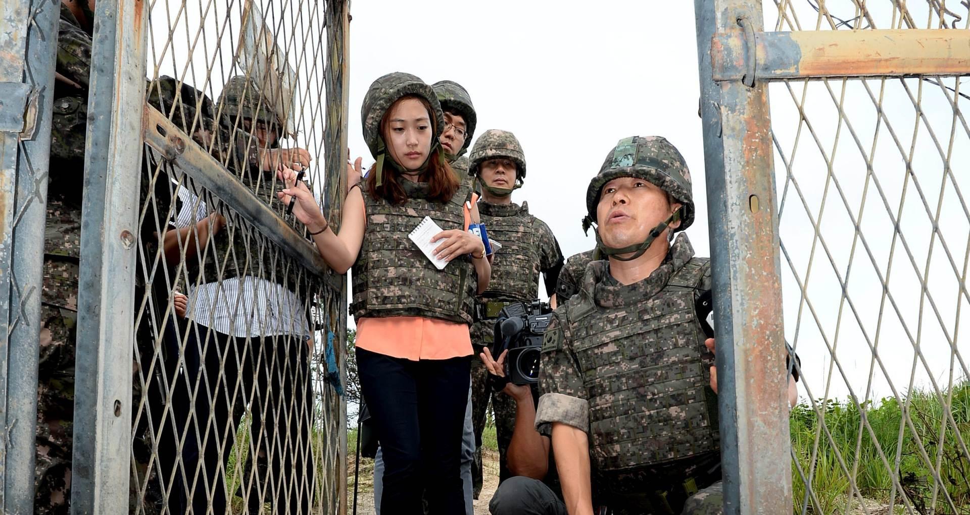 EKSPLOZIJA PROTUPJEŠAČKIH MINA:  Seul optužuje Pyongyang i najavljuje žestok odgovor