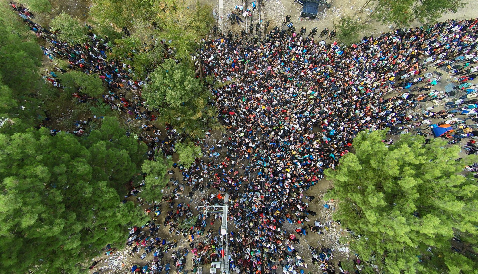 BLOKADA EKONOMSKIH MIGRANATA: Makedonija upozorava na moguće incidente