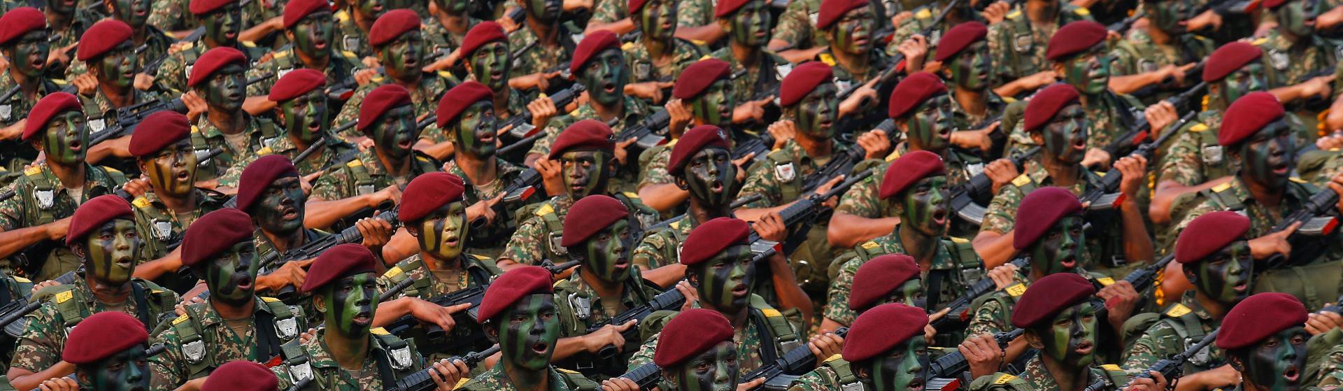 VIDEO: Malezija slavi dan državnosti