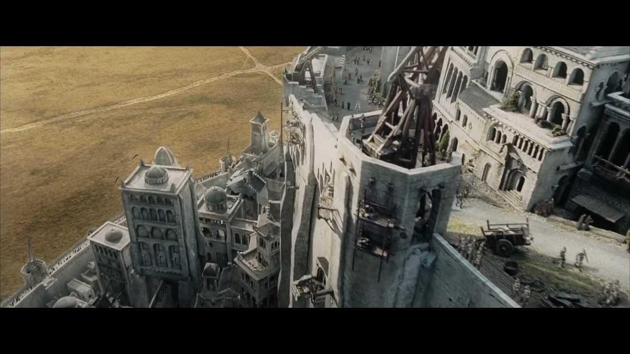 VIDEO: LUDI POTHVAT Crowdfundingom pokušavaju sagraditi legendarni Minas Tirith