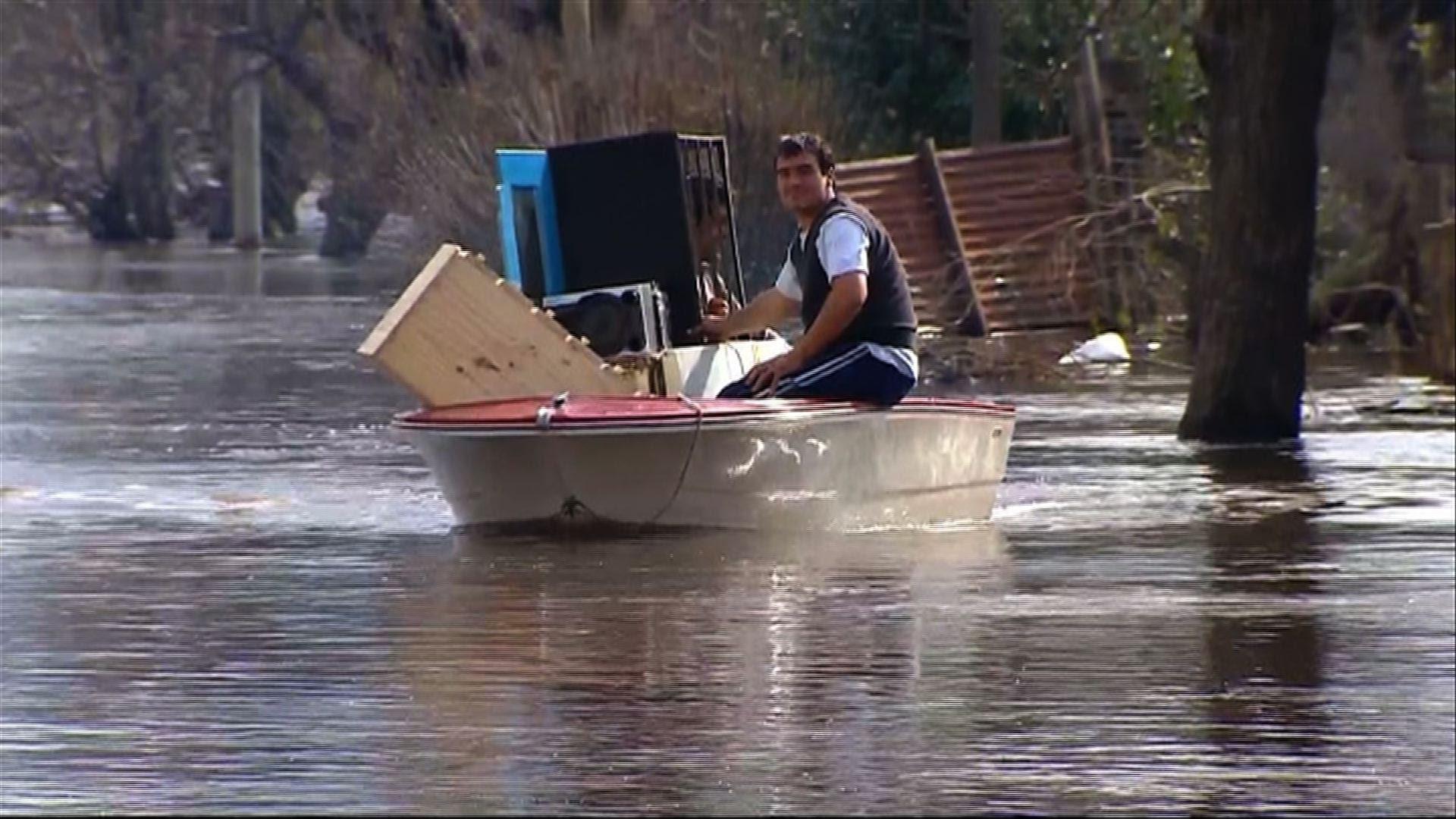 VIDEO: Velika poplava u središnjoj Argentini