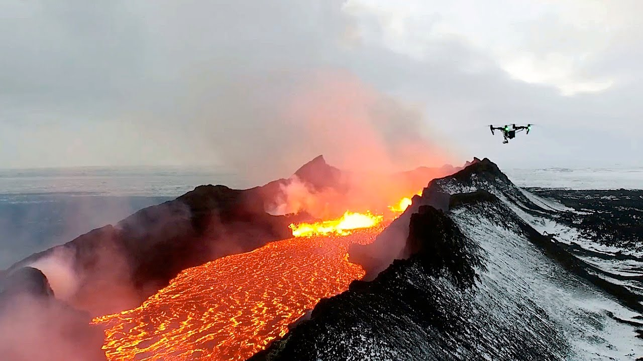 VIDEO: Na Islandu se aktivirao vulkan