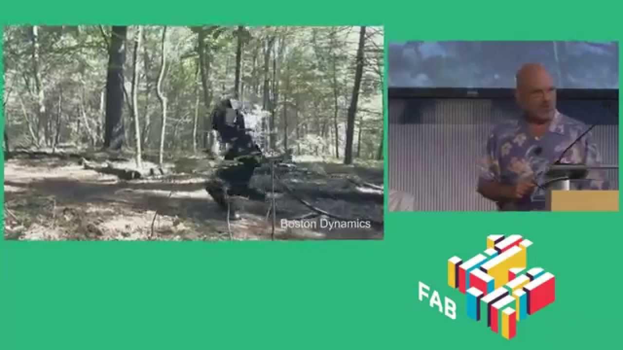 Pogledajte kako se ovaj robot snašao u šumi
