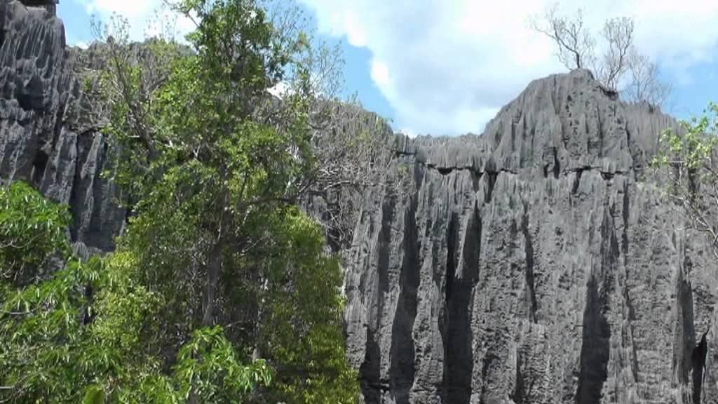VIDEO: Zavirimo u krš nacionalnog parka na Madagaskaru