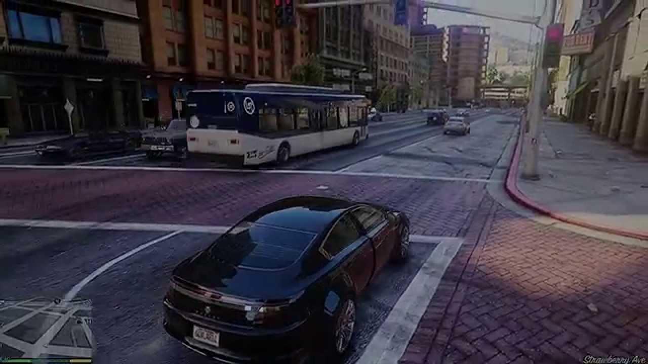 GTA 5 mod s fotorealističnom grafikom