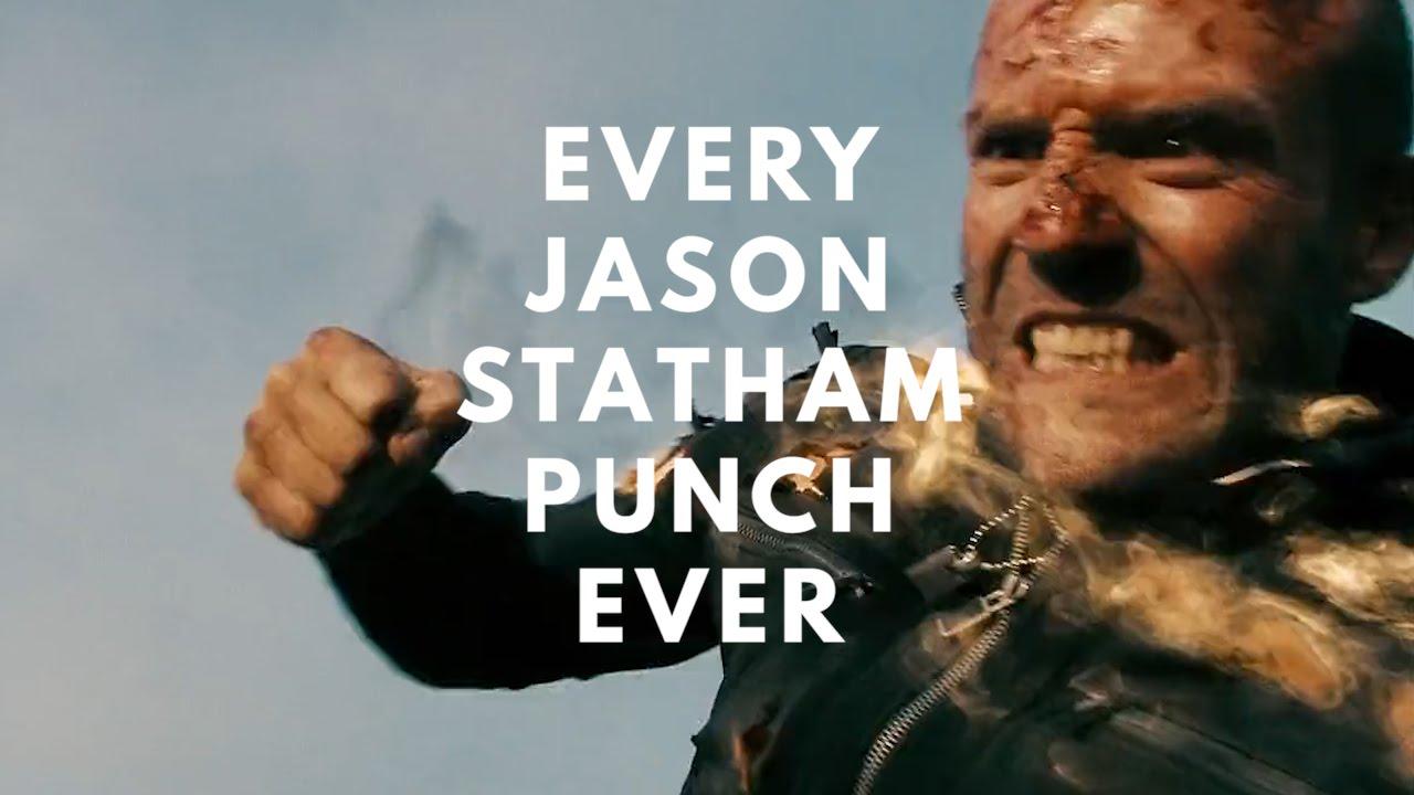 VIDEO: SVI STATHAMOVI UDARCI Pogledajte kompilaciju svih 264 udarca Jasona Stathama u filmskoj karijeri