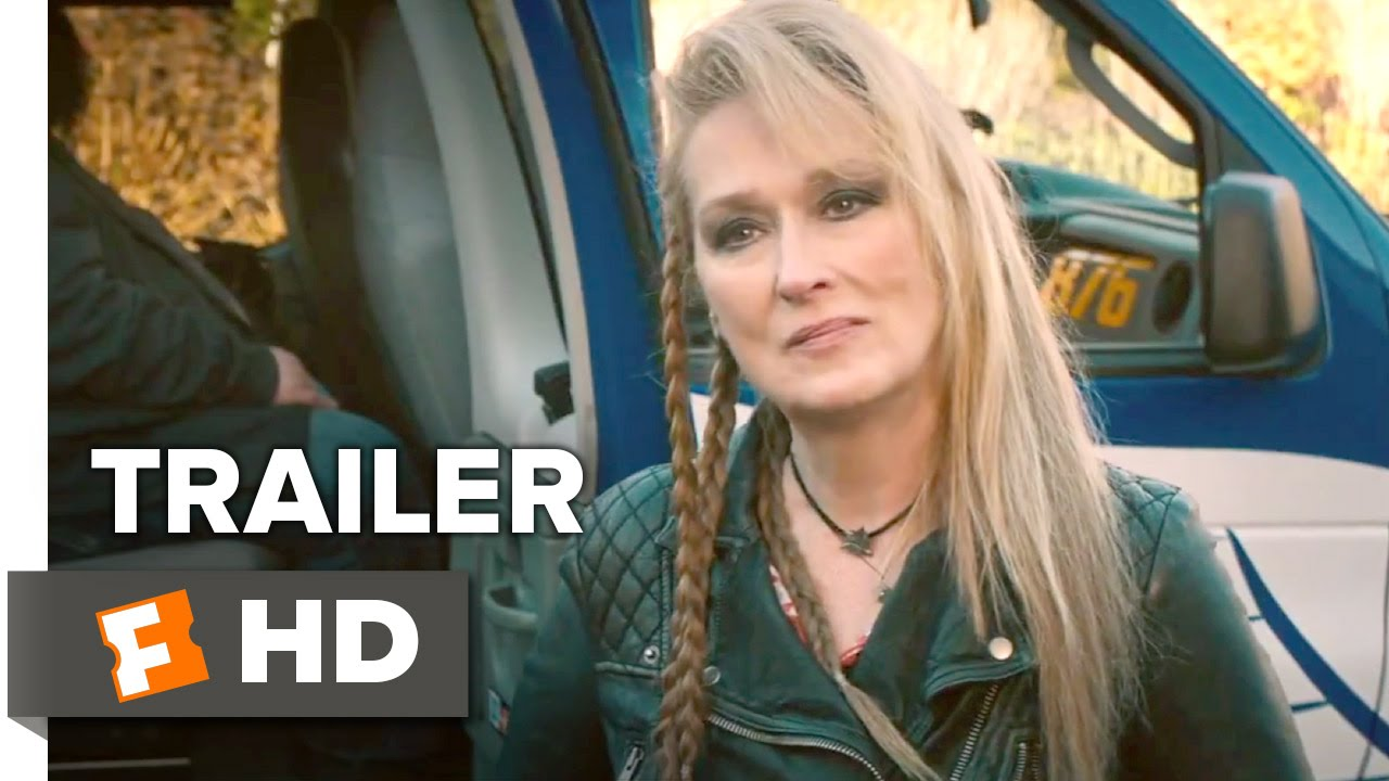 VIDEO: Meryl Streep kao rock kraljica od idućeg tjedna u kinima