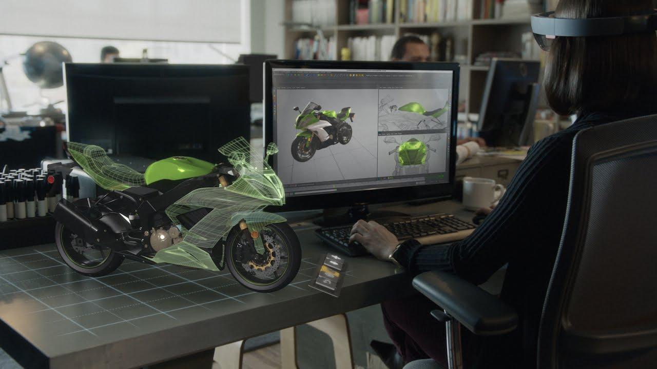 Microsoft će ponovno PROMIJENITI SVIJET, a uređaj se zove HoloLens