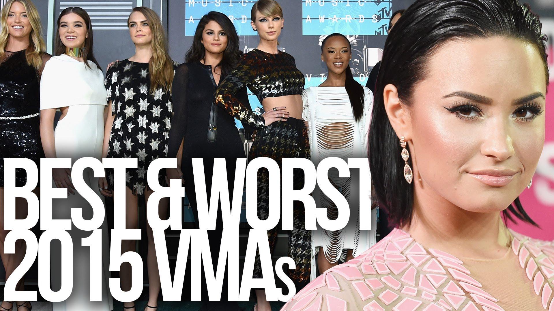 VIDEO: Outfiti poznatih glazbenica na ovogodišnjem MTV MVA